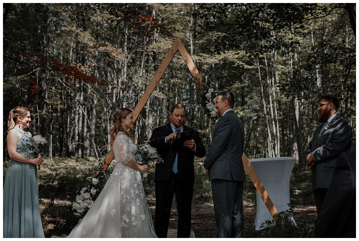 Intimate-Michigan-Wedding-In-The-Woods-St-Helen-MI-Up-North-Shonda-Michelson-Photography,Northern-Michigan-Photographer,